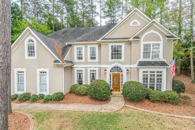 1602 Greenview Court, Woodstock, GA 30189 (MLS #6632127) :: Dillard and Company Realty Group