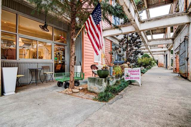 659 Auburn Avenue NE #117, Atlanta, GA 30312 (MLS #6632136) :: Good Living Real Estate