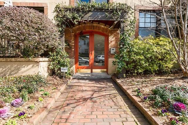 3 Park Lane NE H, Atlanta, GA 30309 (MLS #6632152) :: Good Living Real Estate
