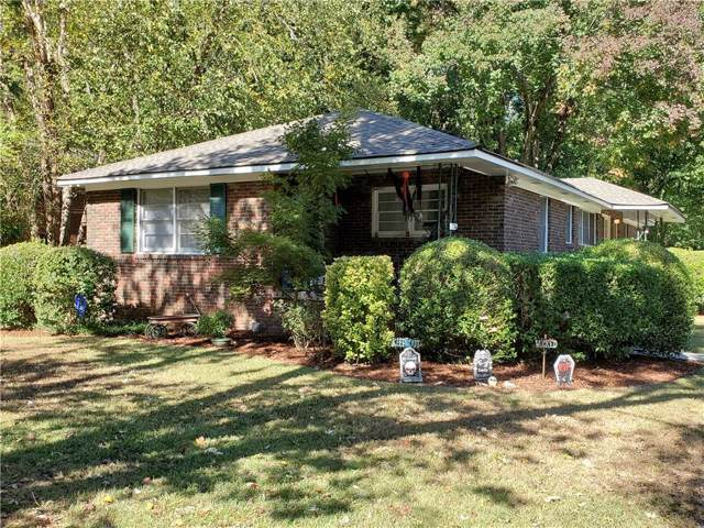 3138 Caldwell Road NE, Brookhaven, GA 30319 (MLS #6632171) :: Good Living Real Estate