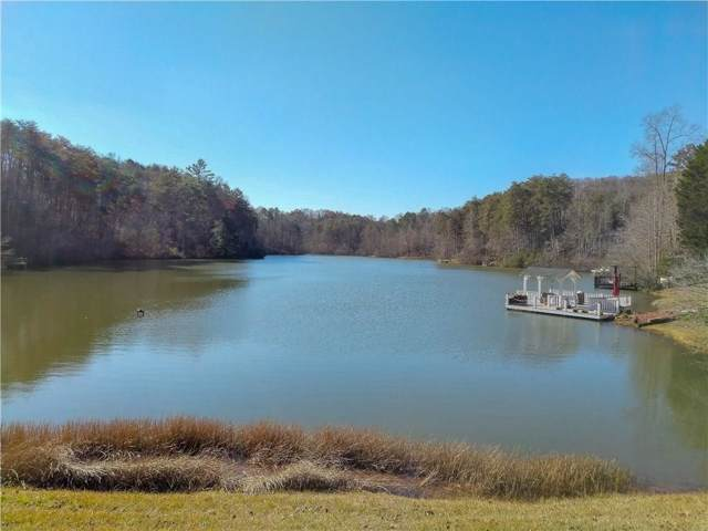 0 Cedar Hollow Road, Cleveland, GA 30528 (MLS #6632176) :: Dillard and Company Realty Group