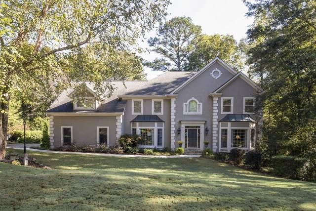 140 Spalding Creek Court, Sandy Springs, GA 30350 (MLS #6632177) :: Rock River Realty
