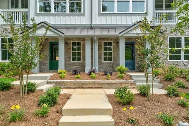 1587 Lavista Road NE #35, Atlanta, GA 30329 (MLS #6632197) :: Good Living Real Estate