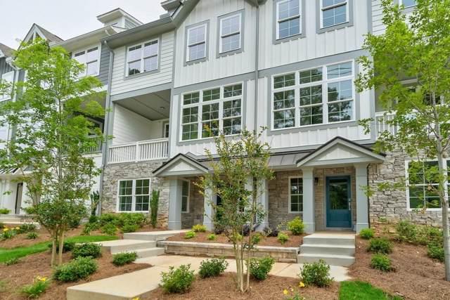 1587 Lavista Road NE #34, Atlanta, GA 30329 (MLS #6632219) :: RE/MAX Prestige