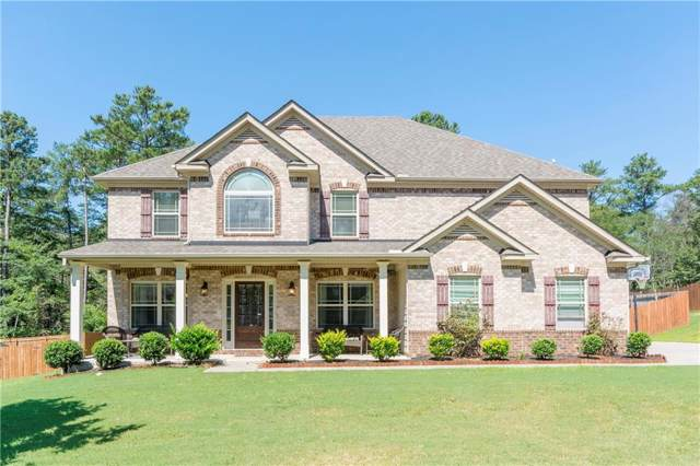 1452 English Manor Circle, Stone Mountain, GA 30087 (MLS #6632237) :: Rock River Realty