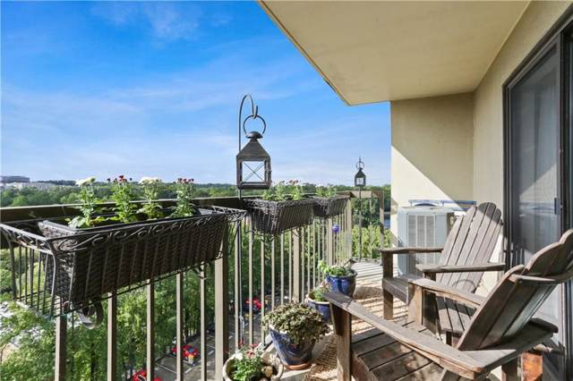 795 Hammond Drive #1107, Atlanta, GA 30328 (MLS #6632238) :: Rich Spaulding