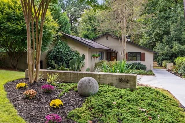 1846 Anjaco Road NW, Atlanta, GA 30309 (MLS #6632241) :: Good Living Real Estate