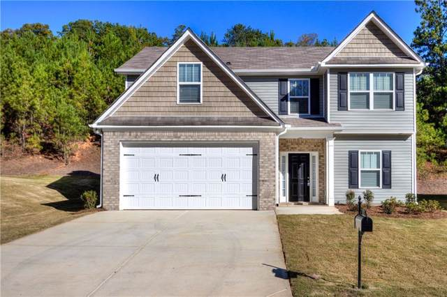 718 Fieldcrest Drive, Dallas, GA 30132 (MLS #6632259) :: North Atlanta Home Team