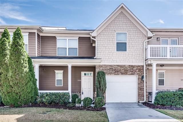 2316 Marbleridge Drive 2C, Gainesville, GA 30501 (MLS #6632260) :: North Atlanta Home Team