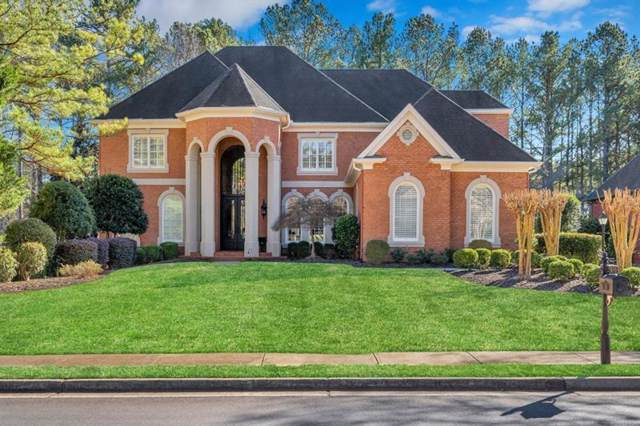 1345 Portmarnock Drive, Alpharetta, GA 30005 (MLS #6632279) :: The Realty Queen Team
