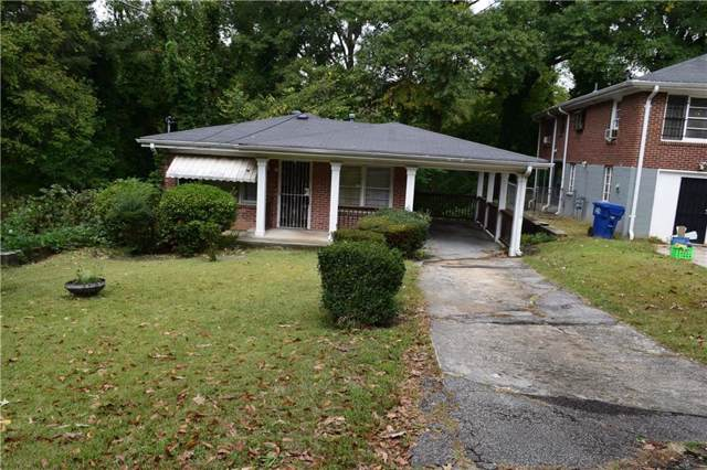 1417 Andrews Street NW, Atlanta, GA 30314 (MLS #6632280) :: Team RRP | Keller Knapp, Inc.
