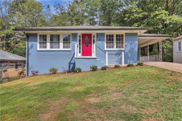 842 Lee Andrews Avenue SE, Atlanta, GA 30315 (MLS #6632291) :: Good Living Real Estate