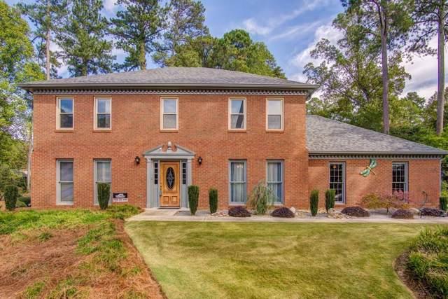 5593 Brinson Way, Peachtree Corners, GA 30092 (MLS #6632295) :: Vicki Dyer Real Estate