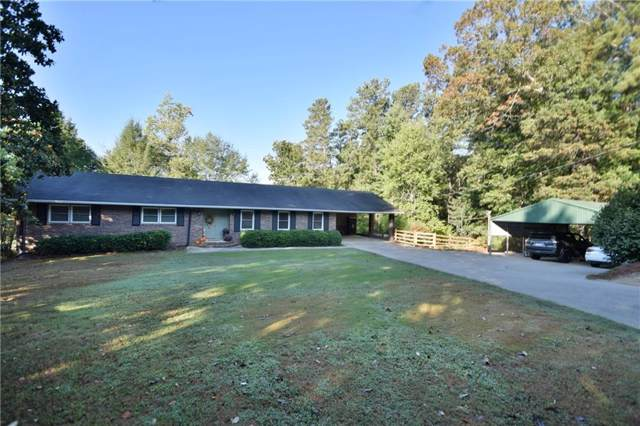 4661 Ben Hill Drive, Oakwood, GA 30566 (MLS #6632301) :: The Heyl Group at Keller Williams