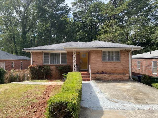 80 Stafford Street NW, Atlanta, GA 30314 (MLS #6632309) :: Good Living Real Estate