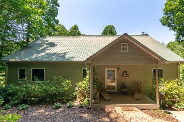 895 Alfred Taylor Drive, Demorest, GA 30535 (MLS #6632317) :: The Heyl Group at Keller Williams