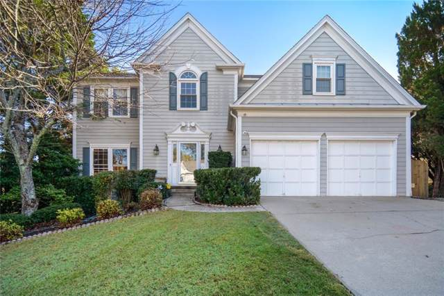 4070 Ancroft Circle, Peachtree Corners, GA 30092 (MLS #6632320) :: Vicki Dyer Real Estate