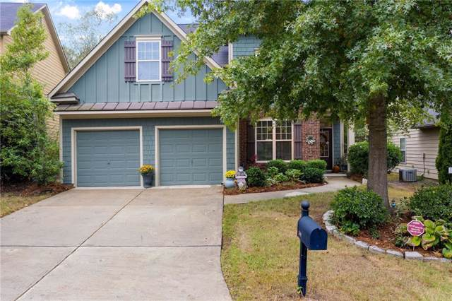 341 Downing Creek Trail, Canton, GA 30114 (MLS #6632326) :: The North Georgia Group
