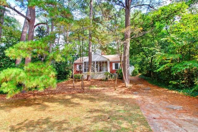 1882 Edinburgh Terrace NE, Atlanta, GA 30307 (MLS #6632348) :: Good Living Real Estate