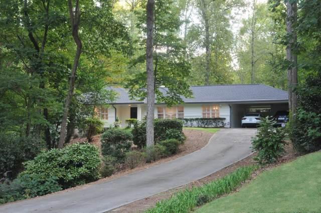445 Highbrook Drive, Atlanta, GA 30342 (MLS #6632350) :: RE/MAX Paramount Properties