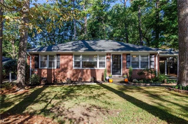 753 Pinehill Drive SE, Smyrna, GA 30080 (MLS #6632362) :: The Heyl Group at Keller Williams