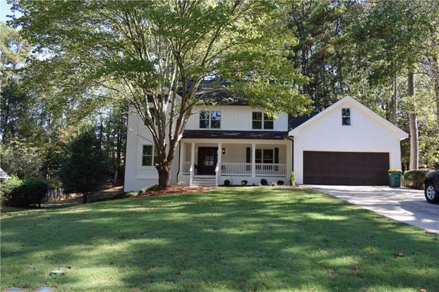 4723 Fitzpatrick Way, Peachtree Corners, GA 30092 (MLS #6632384) :: North Atlanta Home Team