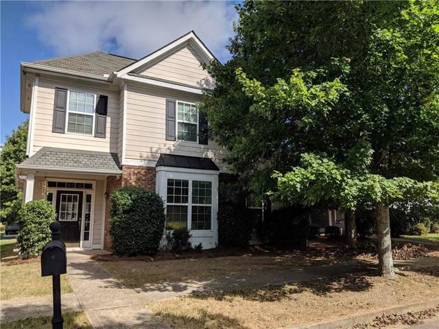 6101 Park Close, Fairburn, GA 30213 (MLS #6632394) :: Good Living Real Estate