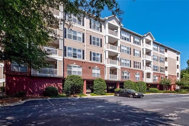 4333 Dunwoody Park #3102, Atlanta, GA 30338 (MLS #6632400) :: North Atlanta Home Team
