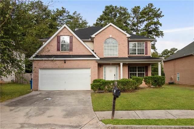 5725 Star Flower Drive, Ellenwood, GA 30294 (MLS #6632403) :: Path & Post Real Estate