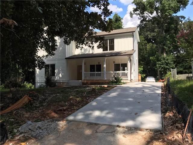 244 Spence Avenue SE, Atlanta, GA 30317 (MLS #6632421) :: Rock River Realty