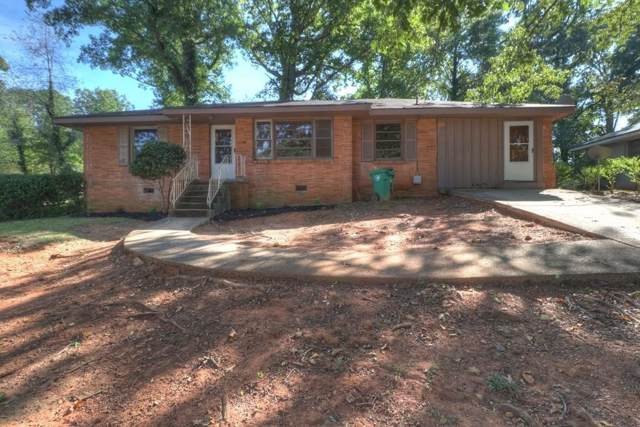 1919 Longdale Drive, Decatur, GA 30032 (MLS #6632440) :: The Zac Team @ RE/MAX Metro Atlanta
