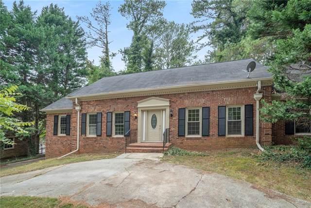 461 Johannah Place SW, Lilburn, GA 30047 (MLS #6632450) :: North Atlanta Home Team