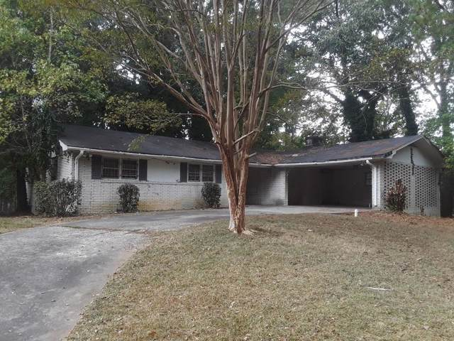 2627 Black Forest Trail SW, Atlanta, GA 30331 (MLS #6632456) :: The Heyl Group at Keller Williams