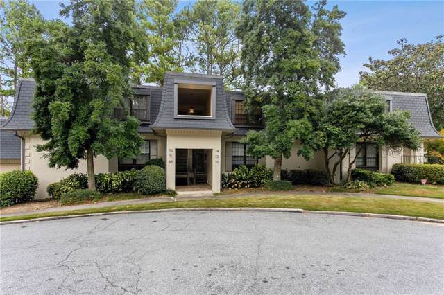 70 Adrian Place NW #70, Atlanta, GA 30327 (MLS #6632461) :: North Atlanta Home Team