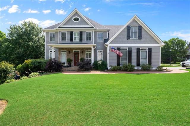 11 Devin Lane, Euharlee, GA 30145 (MLS #6632474) :: Rock River Realty