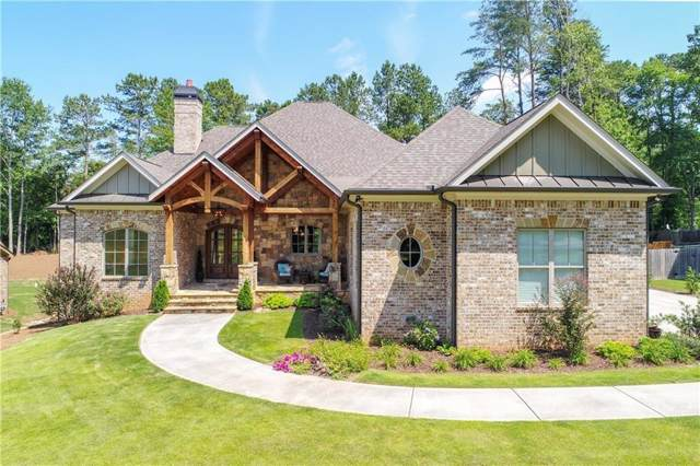 2446 Shadburn Ferry Drive, Buford, GA 30518 (MLS #6632498) :: Kennesaw Life Real Estate