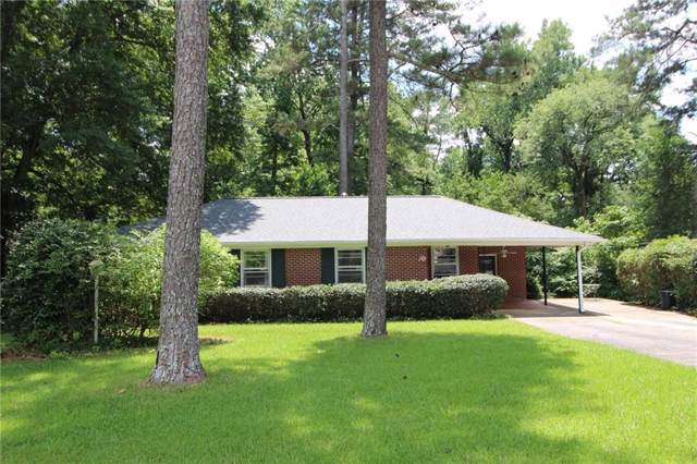 2076 Pawnee Drive SE, Marietta, GA 30067 (MLS #6632502) :: North Atlanta Home Team