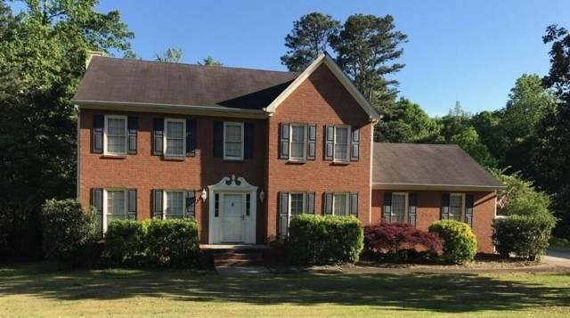 2552 Meadowglen Trail, Snellville, GA 30078 (MLS #6632503) :: Kennesaw Life Real Estate