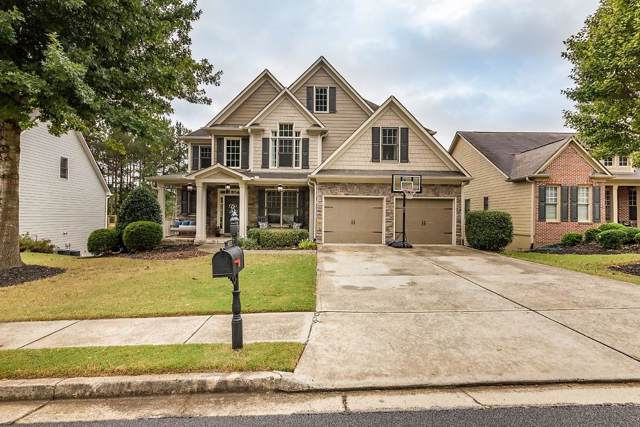 477 Blackberry Run Trail, Dallas, GA 30132 (MLS #6632522) :: North Atlanta Home Team