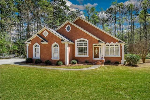 2800 Youth Monroe Road, Loganville, GA 30052 (MLS #6632523) :: Kennesaw Life Real Estate