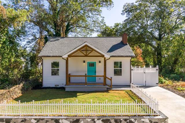 1138 Coleman Street SW, Atlanta, GA 30310 (MLS #6632548) :: The Heyl Group at Keller Williams