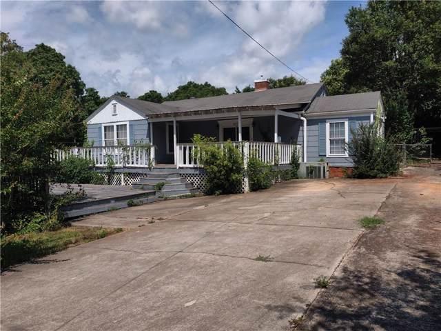 607 Hill Street, Thomaston, GA 30286 (MLS #6632559) :: North Atlanta Home Team