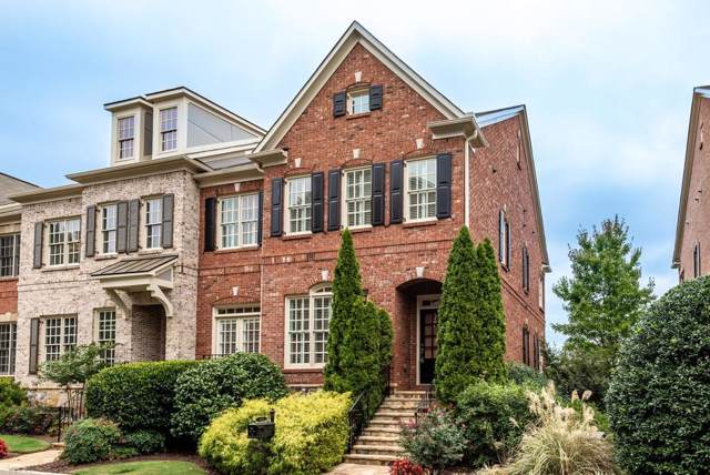 600 Parkside Village Way NW, Marietta, GA 30060 (MLS #6632567) :: Kennesaw Life Real Estate