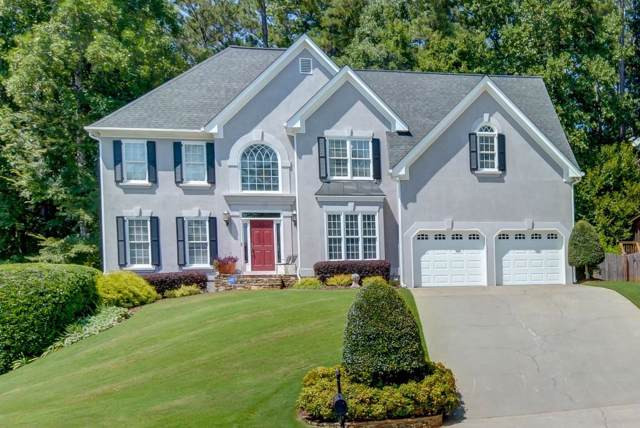 4484 Marchbolt Court, Peachtree Corners, GA 30092 (MLS #6632595) :: North Atlanta Home Team