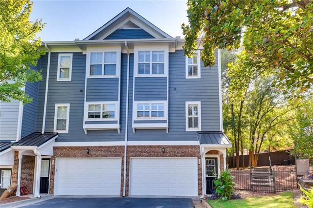 248 Carlyle Park Drive NE, Atlanta, GA 30307 (MLS #6632596) :: The Heyl Group at Keller Williams
