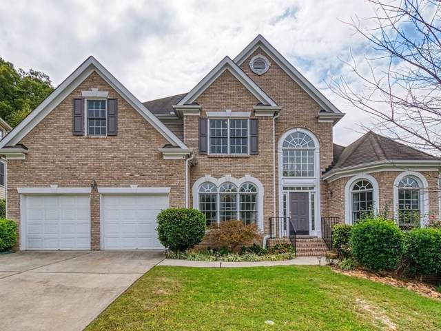 593 Lakeview Terrace, Smyrna, GA 30126 (MLS #6632602) :: North Atlanta Home Team