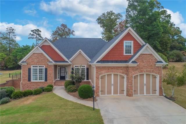 1207 James Walter Drive, Loganville, GA 30052 (MLS #6632651) :: Charlie Ballard Real Estate