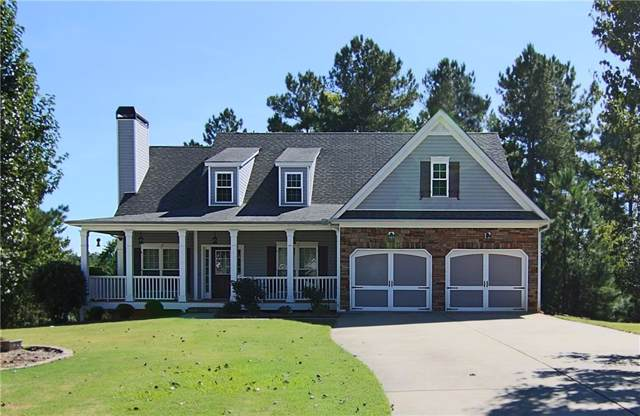 92 Willow Springs Court, Dallas, GA 30132 (MLS #6632668) :: The North Georgia Group
