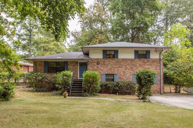 1566 Moncrief Circle, Decatur, GA 30033 (MLS #6632680) :: The Hinsons - Mike Hinson & Harriet Hinson