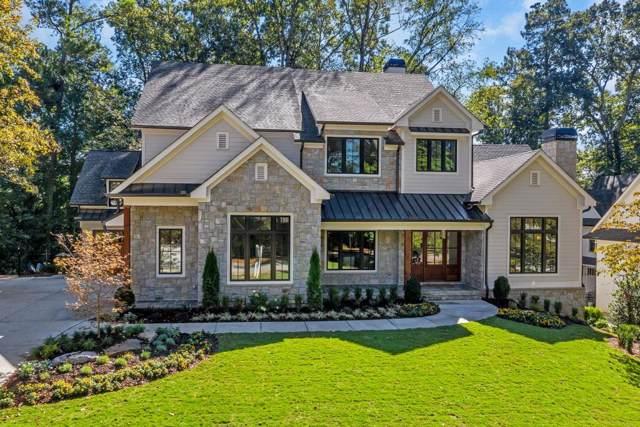 220 Lake Forrest Lane NE, Atlanta, GA 30342 (MLS #6632685) :: The Heyl Group at Keller Williams